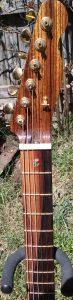 Zebrawood Telecaster