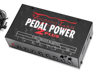 Voodoo Lab Pedal Power 2 Plus.